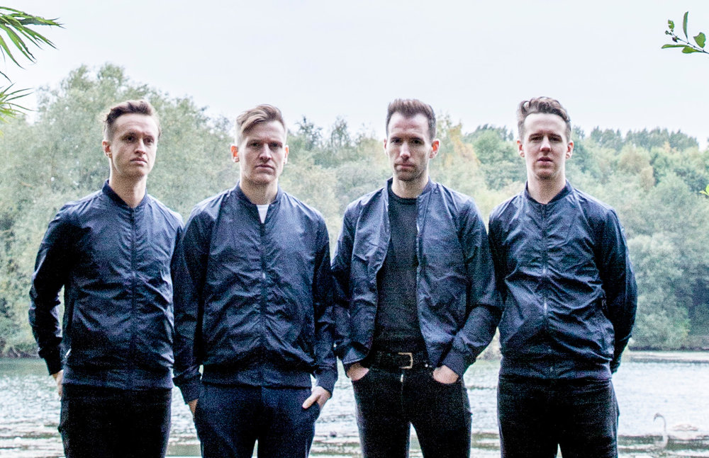 DUTCH UNCLES - Six years into Dutch Uncles' flourishing career, the idiosyncratic art popologists return with new album Big Balloon which sees them further distilling and refining their signature sound, marrying rock bombast with classical arrangements, acoustic instrumentation with smart synthetic pop.Big Balloon is Dutch Uncles' most direct record to date, the sound of a wildly witty band well and truly finding their stride, whilst lyrically tackling the growing pains of being twentysomething in a generic Northern suburbia.