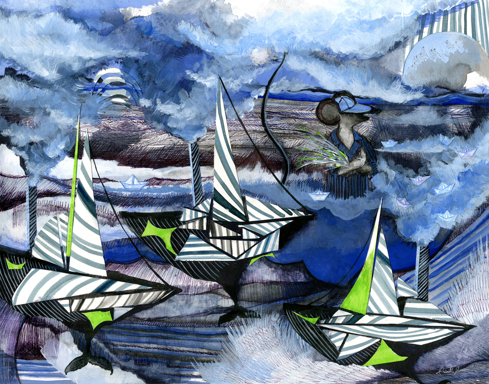 whale ships