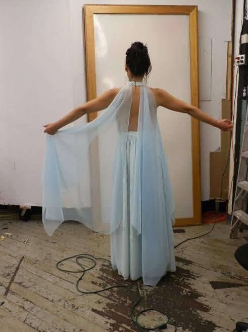 Annie's dress