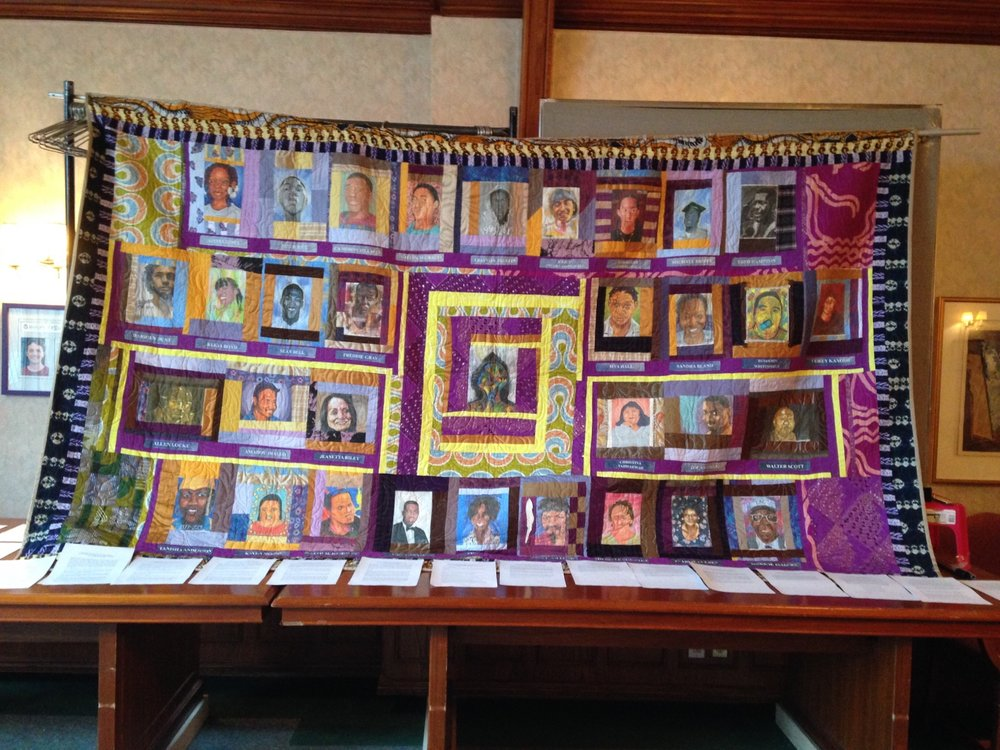 Dearly Beloved quilt