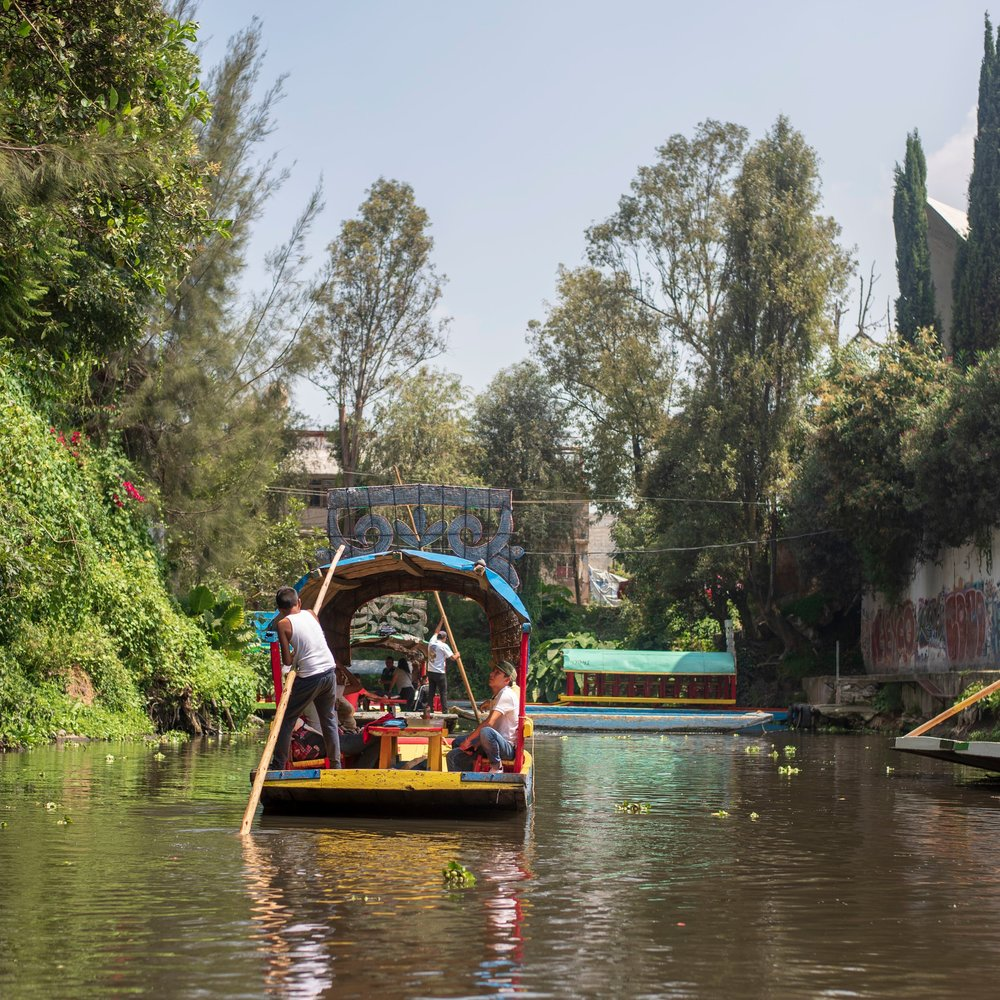 "Xochimilco, Mexico - When I first arrived in Mexico City, this was one of the most frequently recommended places to visit. ""It's kind of like Mexico's version of Venice"" somebody told me. So that's what I imagined: a calm, quiet, lazy-river-style experience. It's not. It's so much more than that… Read more."