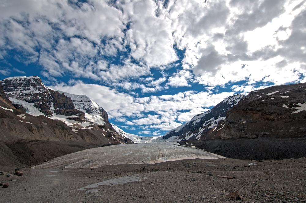 Columbia Icefields Glacier, AB