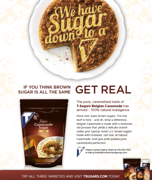 T-Sugars Supermarket News Ad