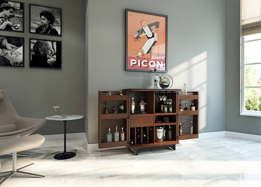... Stand Alone Bar Cabinet #40   Go Big  For The Serious Entertainer, A. «