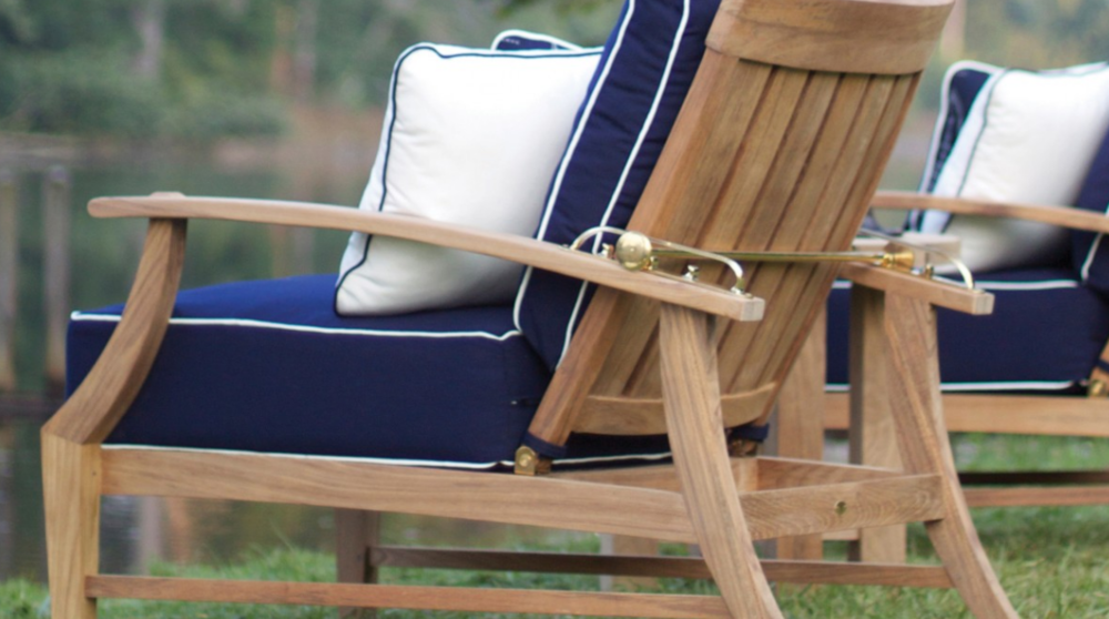 Teak is one of the most common types of woods used to make outdoor furniture   It s the go to wood for Summer Classic s Croquet line. Blog   Fifteenth and Home Tulsa Furniture   Contemporary