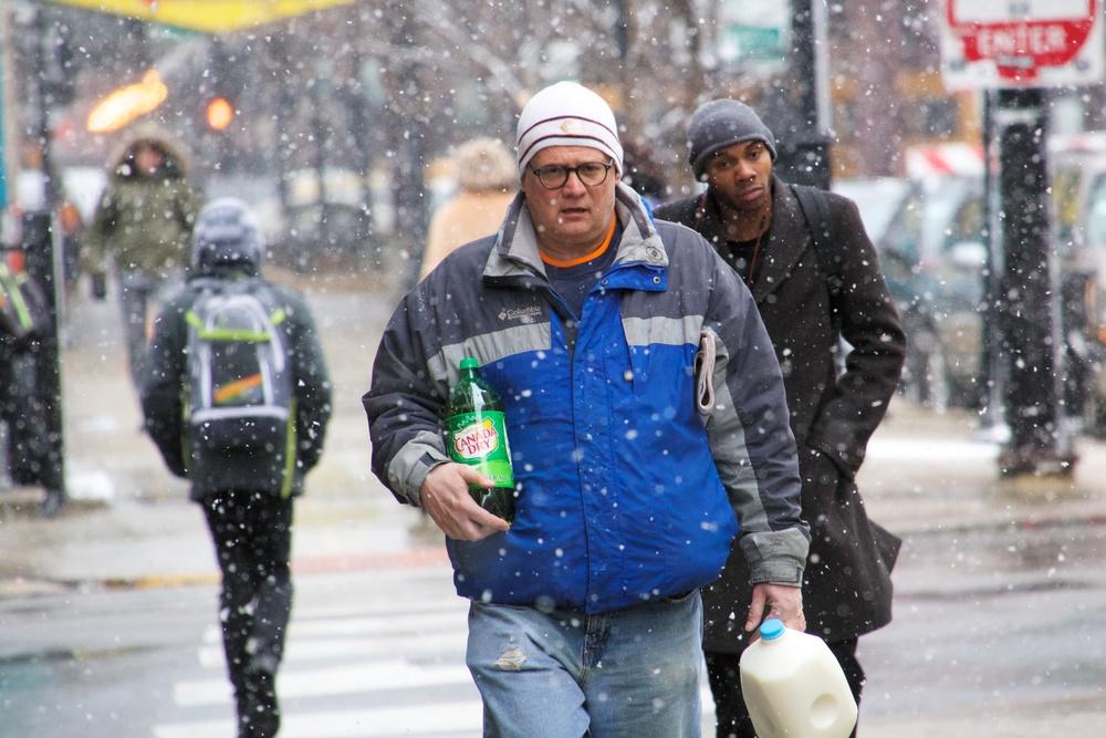 Canada Dry, Milk & Snow