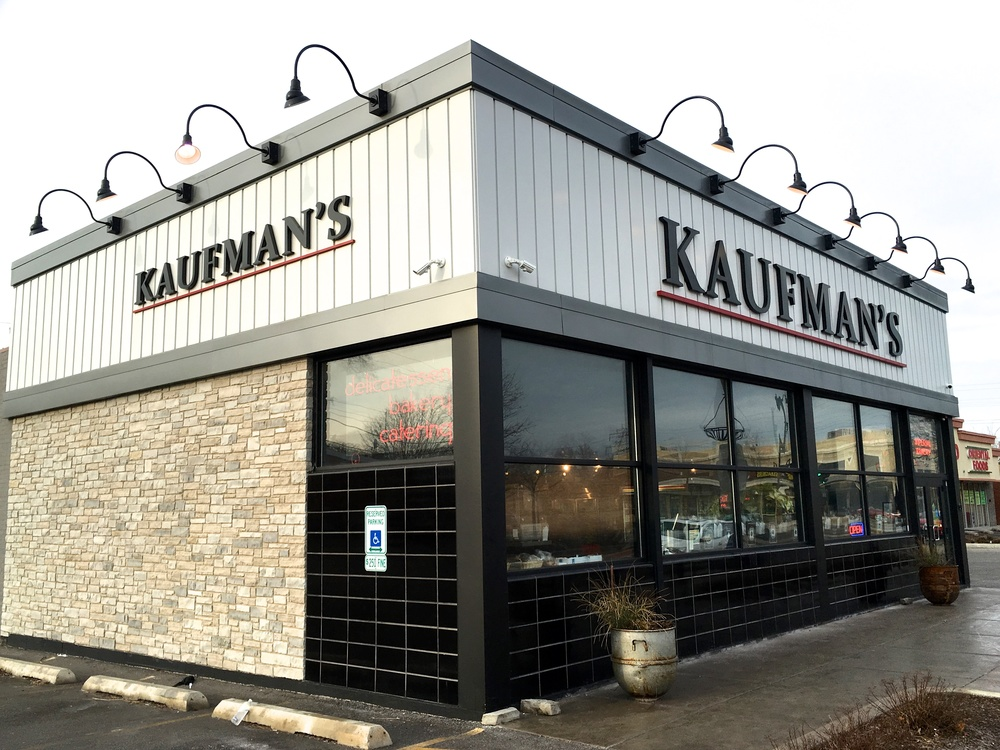 Tuesday Morning at Kaufman's Deli