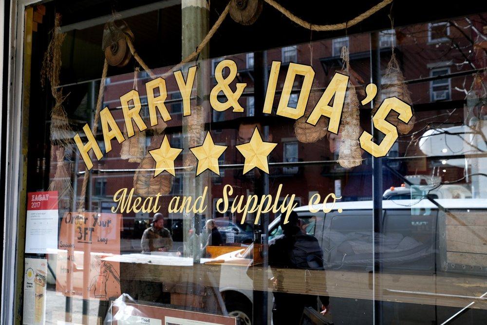 Harry & Ida's