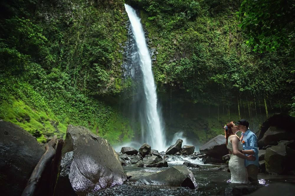 La Fortuna Waterfall