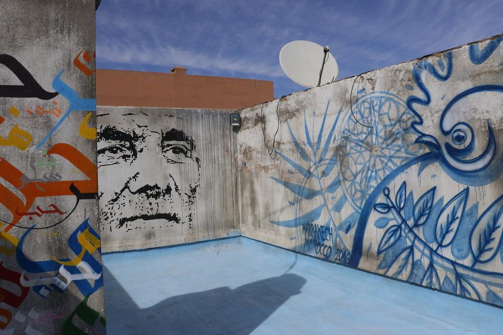 Marrakech Biennale, 2016