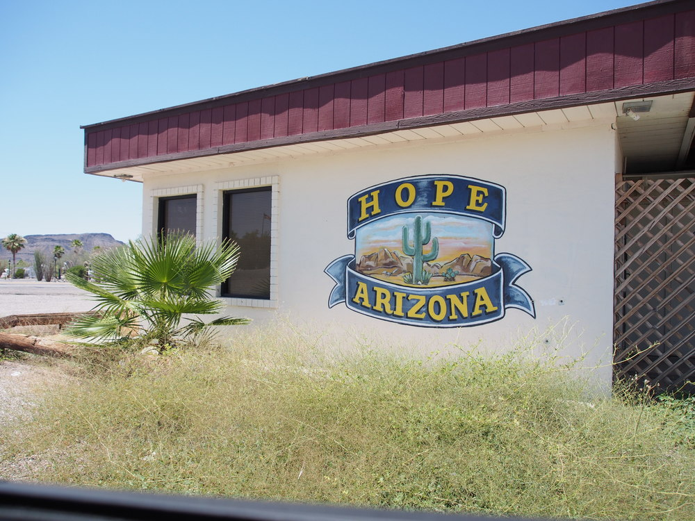 Hope, 2015
