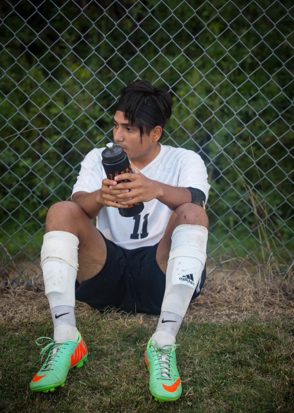 Orange High School Soccer, 2016
