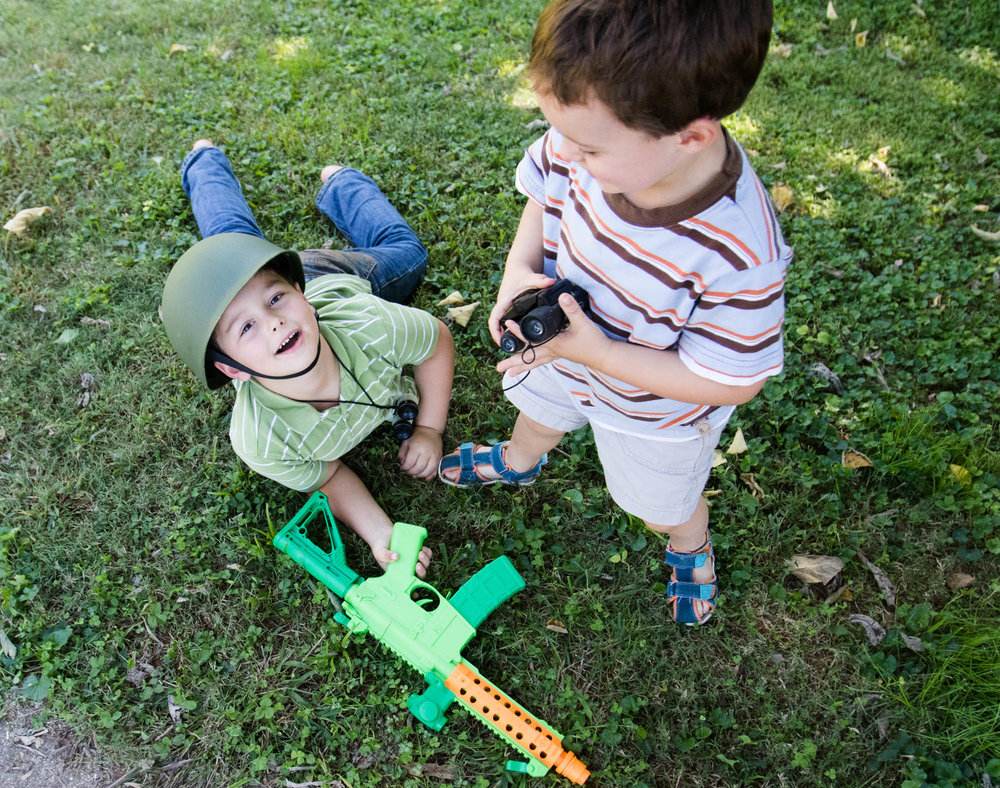 Brothers in Hillsborough, NC 2016