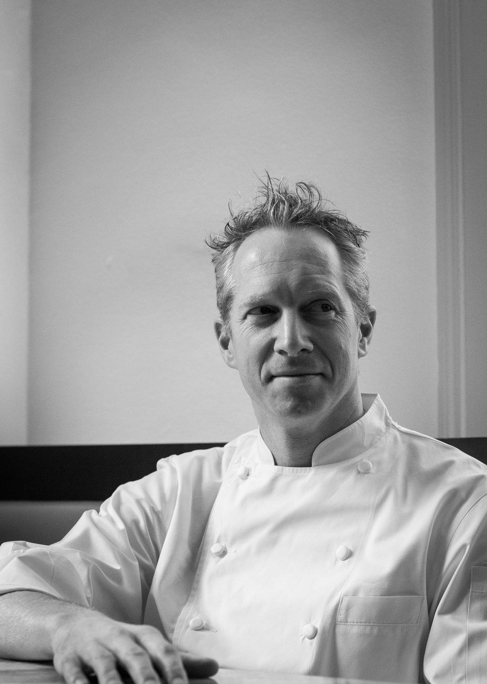 Chef Brandon Sharp, 2017