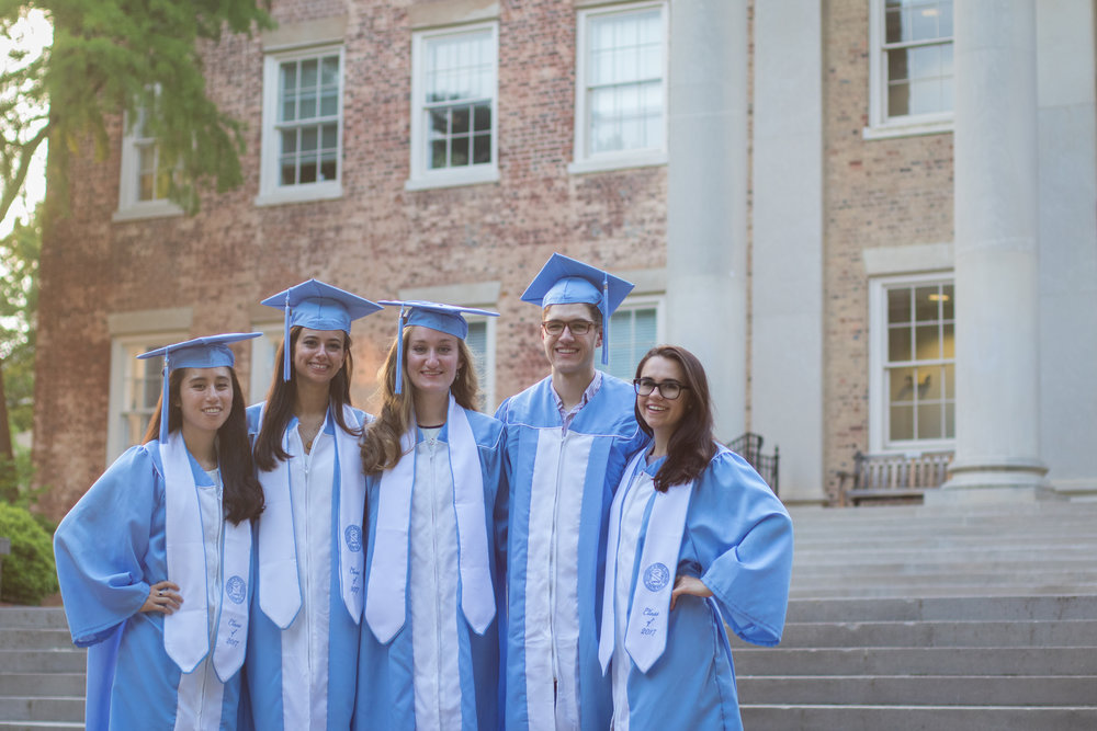 UNC Graduation, 2017