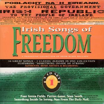 Various Artists - Irish Songs of Freedom Vol. 1.jpg