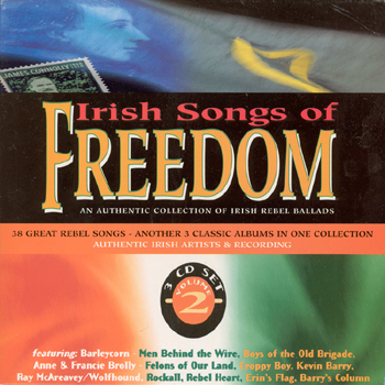 Various Artists - Irish Songs of Freedom Vol. 2.jpg