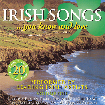 Various Artists - Irish Songs You Know and Love Vol. 1.jpg