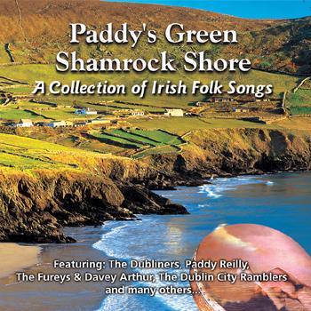 Various Artists - Paddy's Green Shamrock Shore.jpg