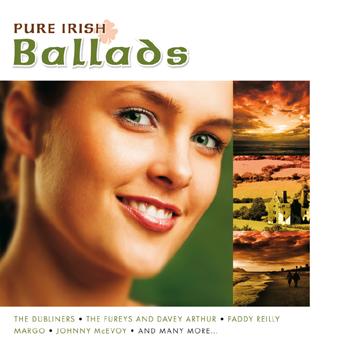 Various Artists - Pure Irish Ballads.jpg