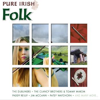 Various Artists - Pure Irish Folk.jpg