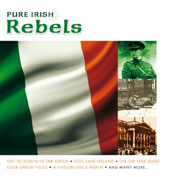 Various Artists - Pure Irish Rebels.jpg