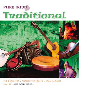 Various Artists - Pure Irish Traditional.jpg
