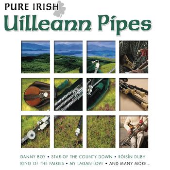 Various Artists - Pure Irish Uilleann Pipes.jpg