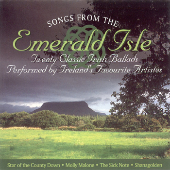Various Artists - Songs from the Emerald Isle.jpg