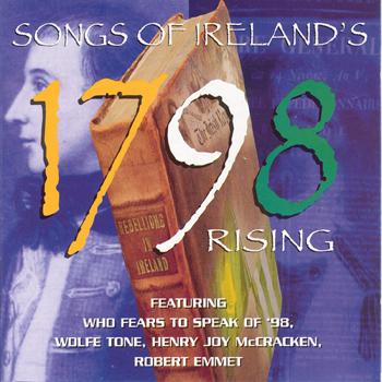 Various Artists - Songs of Ireland's 1798 Rising.jpg