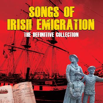 Various Artists - Songs of Irish Emigration.jpg