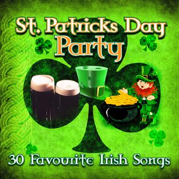 Various Artists - St. Patrick's Day - 30 Favourite Irish Songs.jpg