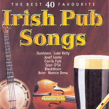Various Artists - The Best 40 Favourite Irish Pub Songs.jpg