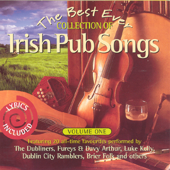 Various Artists - The Best Ever Collection of Irish Pub Songs Vol. 1.jpg
