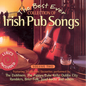 Various Artists - The Best Ever Collection of Irish Pub Songs Vol. 2.jpg