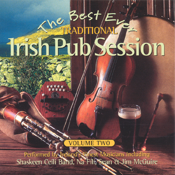Various Artists - The Best Ever Traditional Irish Pub Session Vol. 2.jpg