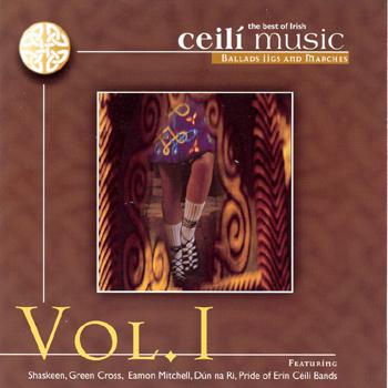 Various Artists - The Best of Irish Ceili Music Vol. 1.jpg