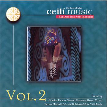 Various Artists - The Best of Irish Ceili Music Vol. 2.jpg