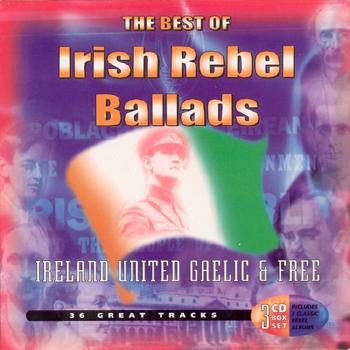 Various Artists - The Best of Irish Rebel Ballads.jpg
