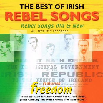 Various Artists - The Best of Irish Rebel Songs.jpg