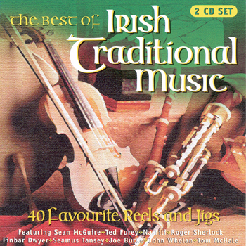 Various Artists - The Best of Irish Traditional Music.jpg