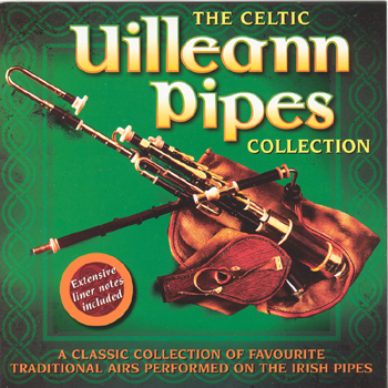 Various Artists - The Celtic Uilleann Pipes Collection Vol. 2.jpg