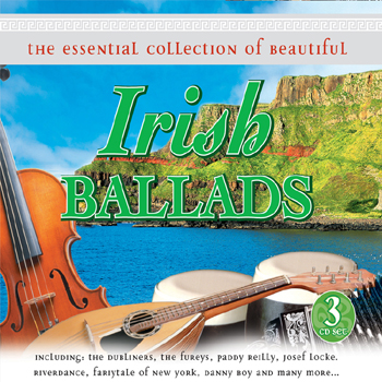 Various Artists - The Essential Collection of Beautiful Irish Ballads.jpg