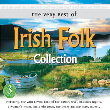 Various Artists - The Essential Irish Folk Collection.jpg