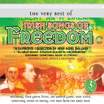 Various Artists - The Very Best of Irish Songs of Freedom.jpg