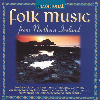 Various Artists - Traditional Folk Music from Northern Ireland.jpg