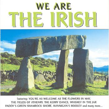 Various Artists - We Are the Irish.jpg