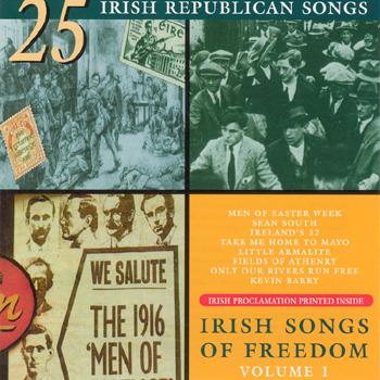Various Artists - 25 Irish Republican Songs.jpg