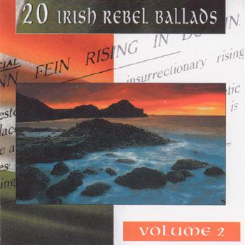 Various Artists - 20 Irish Rebel Ballads Vol. 2.jpg