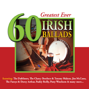 Various Artists - 60 Greatest Ever Irish Ballads.jpg
